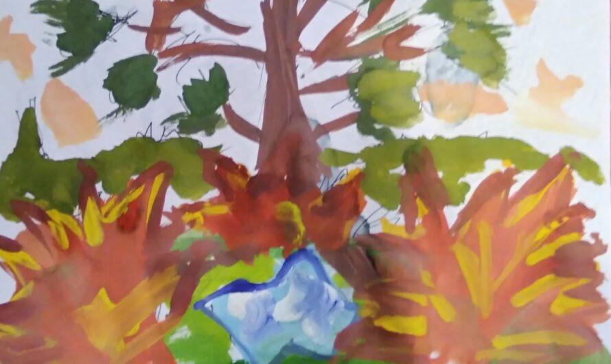 Детям о лесных пожарах (беседа)