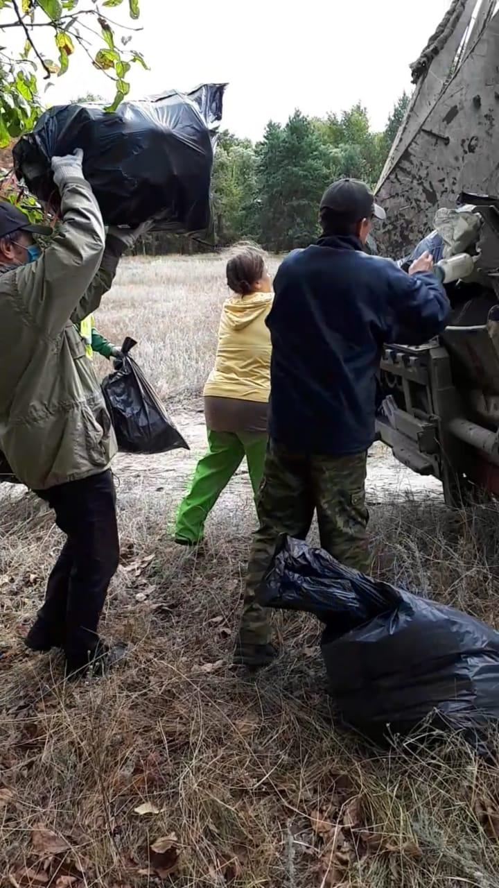 Чистые Игры во Всемирный день чистоты в Липецке